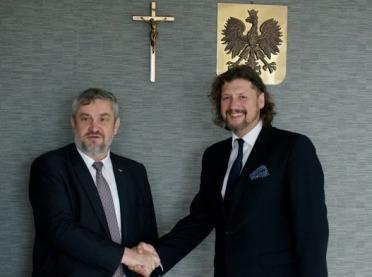 Piotr Serafin - dyrektor KOWR odwołany
