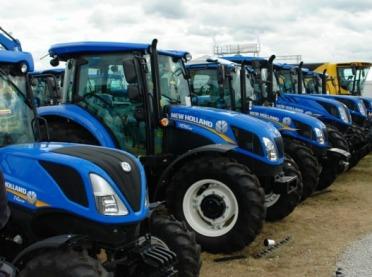 Jak w lutym wyglądała sprzedaż ciągników rolniczych?