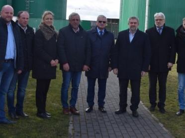 Z wizytą w biogazowni