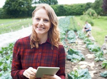 Europa potrzebuje przedsiębiorczych rolniczek