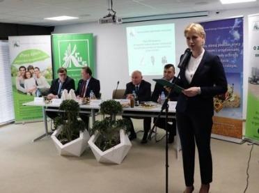 Konferencja KRUS na temat działań prewencyjnych w 2019 r.