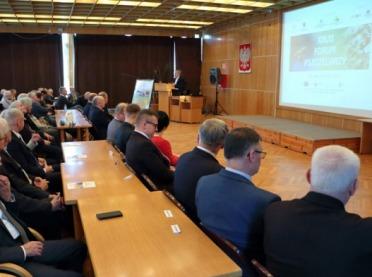 Forum Pszczelarzy w Przysieku - relacja