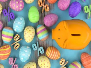 Ile pieniędzy wydamy na święta Wielkanocne?