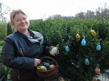 Wielkanocne pisanki jak z bajki od Pani Jadwigi