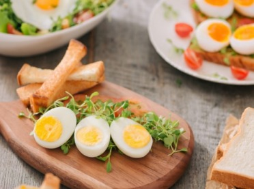 Przepisy z jajkiem w roli głównej - nie tylko na Wielkanoc