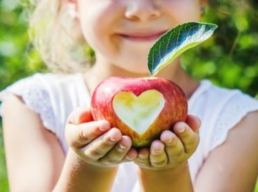 Świadomie z jabłkiem grójeckim