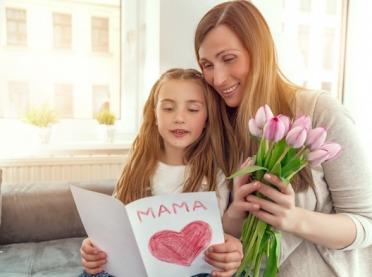 Oryginalne pomysły na Dzień Matki