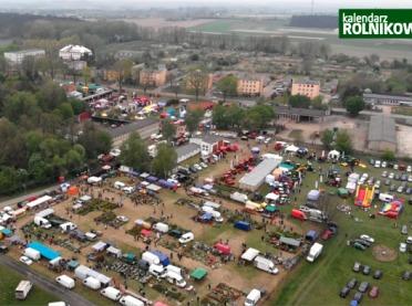 XXVII tagi rolne AGROTECHNIKA 2019 - wideorelacja
