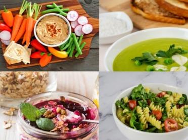 Pełnowartościowe posiłki do pracy – szybko, łatwo, pysznie, zdrowo