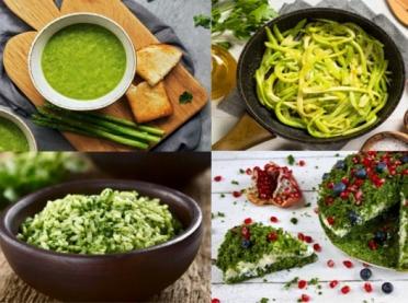 Zielony maj na talerzu - przepisy na sezonowe smakołyki