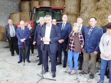Minister Ardanowski: Po deszczach i nawałnicach nikt nie zostanie bez pomocy