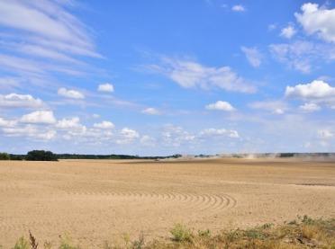 Raport IUNG: susza w czterech województwach