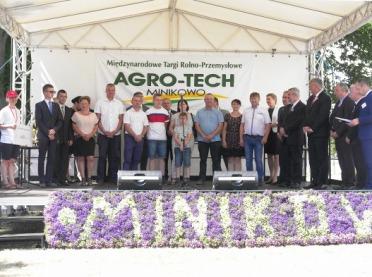 Targi AGRO-TECH 2019 w Minikowie - relacja