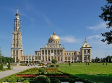 Szlakiem Sanktuariów Maryjnych… Licheń