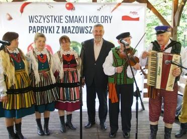 """Kampania """"Wszystkie smaki i kolory papryki z Mazowsza"""""""