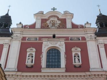 Szlakiem Sanktuariów Maryjnych... Poznań