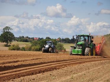 Zbiorniki do magazynowania w gospodarstwach rolnych