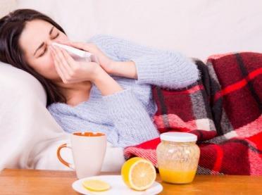 Naturalne kuracje na przeziębienie