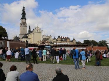 Ogólnopolskie Dożynki Jasnogórskie oraz Krajowa Wystawa Rolnicza - relacja