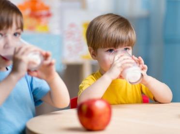 Owoce i mleko w szkole dzięki programowi UE