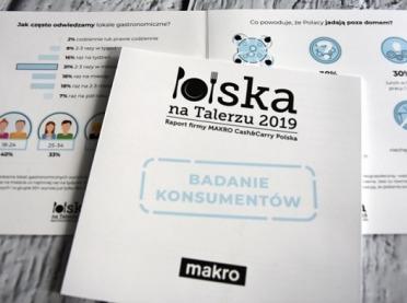 """Tradycyjna polska kuchnia wciąż króluje na naszych talerzach - raport """"Polska na Talerzu 2019"""""""