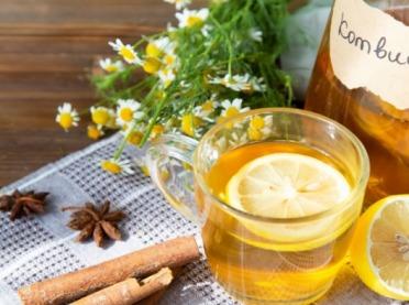 Kombucha, czyli herbata z... grzybem