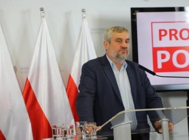 """Inauguracja kampanii """"Produkt polski"""""""