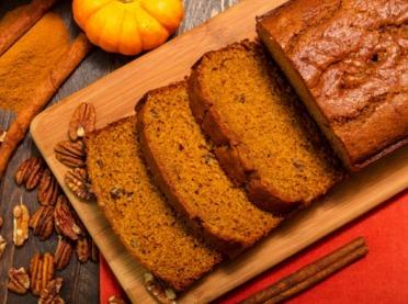 Słodka jesień - ciasta z sezonowych owoców i warzyw