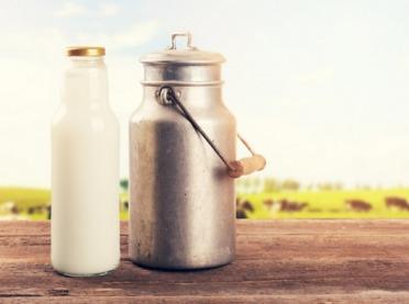Przeciętnie 5747 litrów mleka od krowy