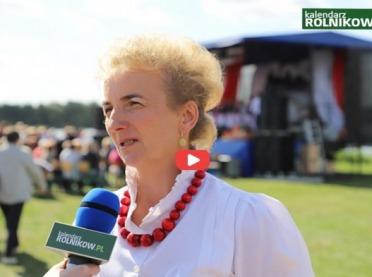 IX Zjazd Kół Gospodyń Wiejskich w Licheniu - videorelacja