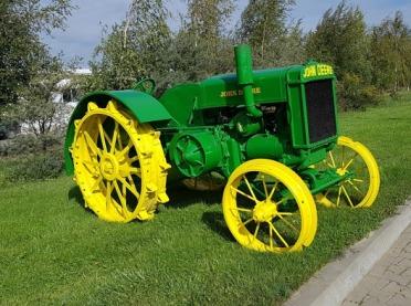 Agro Show 2019: Kultowe ciągniki John Deere znów dostępne dla odwiedzających