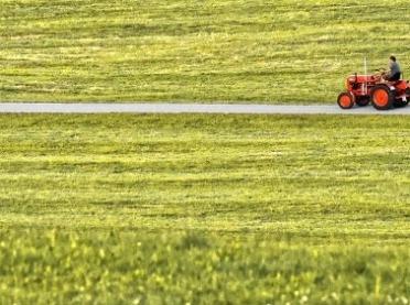 Maszyny rolnicze coraz częściej wykorzystywane w rolnictwie