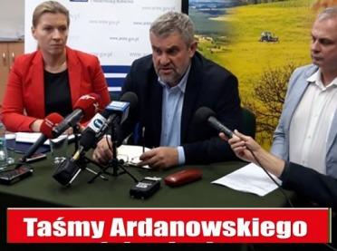 Taśmy Ardanowskiego
