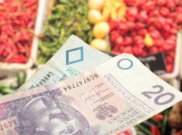 Żywność droższa o 6 procent niż przed rokiem