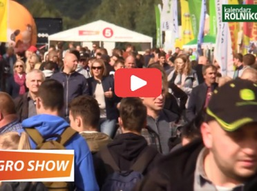AGROSHOW Bednary 2019 - wideo