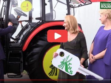 Gala finałowa konkursu Bezpieczne Gospodarstwo Rolne - wideo