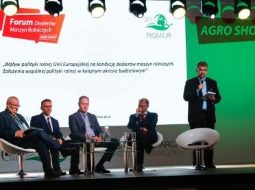 Wpływ wspólnej polityki rolnej na kondycję dealerów maszyn i urządzeń rolniczych