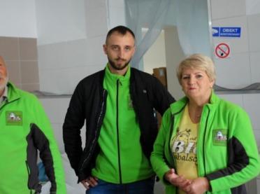 Wizyta w Wytwórni Makaronu BIO Państwa Babalskich - odwiedzamy pionierów ekorolnictwa