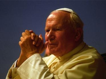 """Święty Jan Paweł II - """"nie pudrował skaleczeń"""""""
