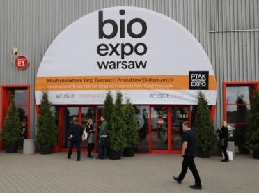 Ekologiczne produkty z Polski i zagranicy na targach BIOEXPO