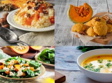 Dynia na śniadanie, obiad, kolację i deser - kulinarne inspiracje