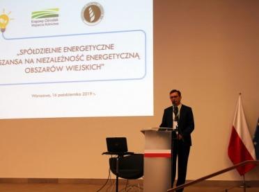 Konferencja KOWR: OZE na terenach wiejskich