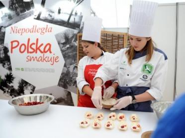 """Chcą rozmawiać o rozwoju akcji """"Polska Smakuje"""""""