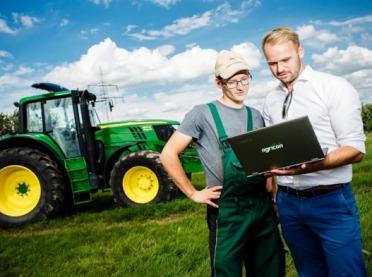 John Deere ogłasza strategiczne partnerstwo