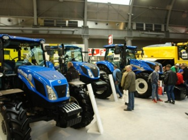 Bardzo dobry październik dla sprzedawców ciągników rolniczych