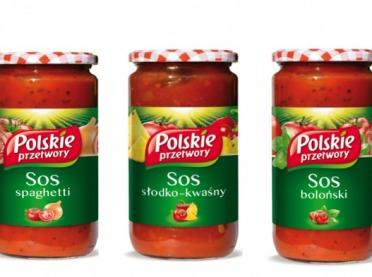"""Nowe Sosy gorące do potraw od marki """"Polskie Przetwory""""!"""