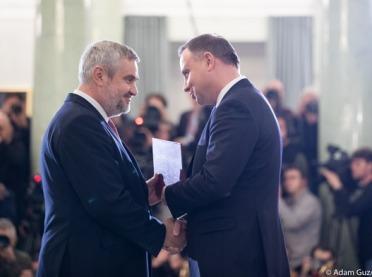 Jan Krzysztof Ardanowski ponownie powołany na ministra rolnictwa