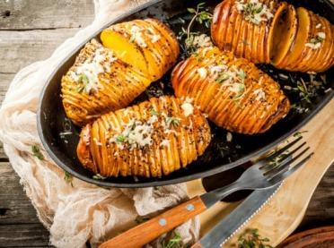 Ziemniak odkrywany na nowo - oryginalne przepisy