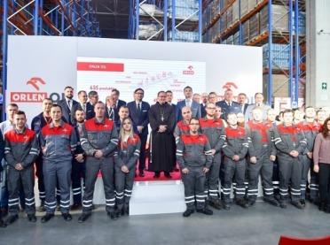 Otwarcie centralnego magazynu ORLEN Oil wzmocni pozycję konkurencyjną spółki