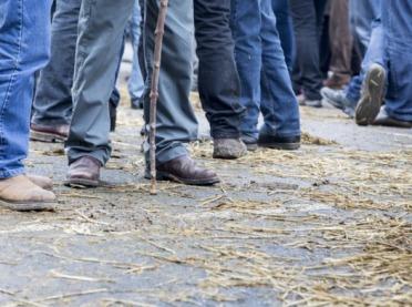 Strajki rolników! Przyszedł czas na Francję